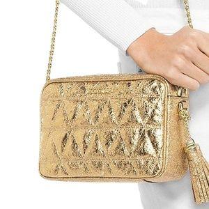 Michael Kors GINNY Camera Crossbody Bag